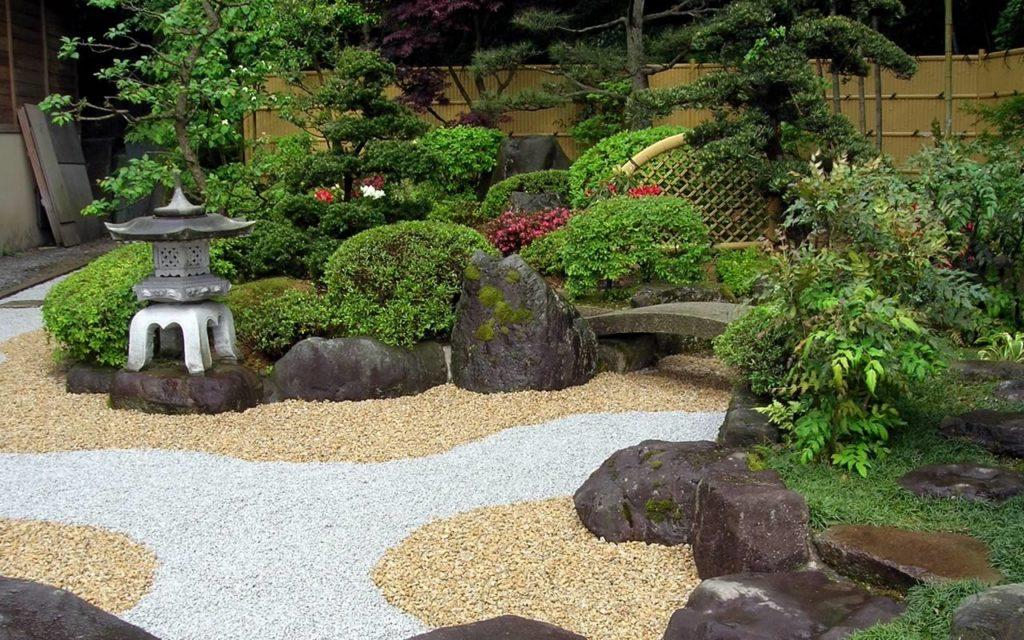 施工事例「和風の庭」